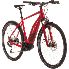 Cube Nature Hybrid One 400 Allroad, red/red